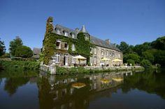 Chateau de la Motte Beaumanoir - Pleugueneuc, Bretagne