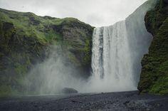 Skogafoss Iceland [20481356] Photographed by Laurent Frauli #reddit