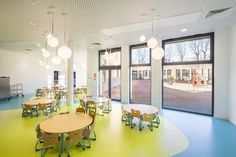 Gallery of Bezons Angela Davis School / archi5 + Tecnova Architecture - 8
