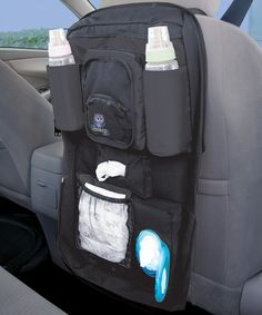 Baby Essentials Car Organizer