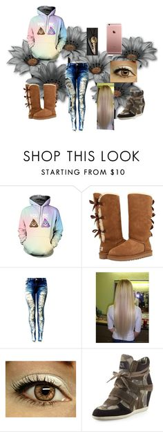 """Untitled #61"" by caitlynwayward on Polyvore featuring UGG Australia and Ash"