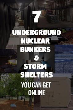 Discover the best underground bunkers for sale, from small survival shelters to luxury bunkers that'll last through doomsday scenarios.