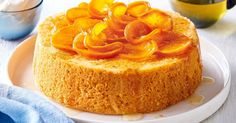 Make the most of this juicy fruit and add it to your baking with this gorgeous mandarin and almond cake. Best of you can just let the slow-cooker do all the work!
