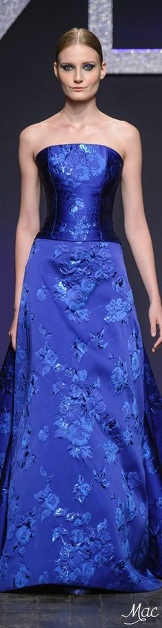 New dress blue haute couture beautiful ideas Blue Evening Gowns, Evening Dresses, Blue Dresses, Prom Dresses, Formal Dresses, Couture Fashion, Runway Fashion, New Dress, Dress Up