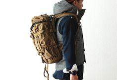 Quien dijo que una mochila no tenía estilo? Pos se equivocó!!