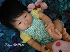 Divine's Li-Hua ooak art doll. http://www.divineartdolls.weebly.com