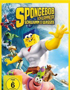 SpongeBob Schwammkopf ist der begabteste, kreativste und witzigste Unterwasserbewohner der Welt! #spongebob #dvd #film #kinderfilm #weltbild