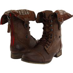 Boots with the red zipper up the back. Black. Fancy. | Boots So ...
