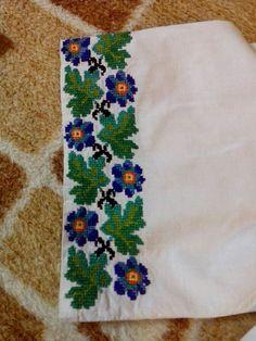 Ukraine Palestinian Embroidery, Cross Stitch Embroidery, Ukraine, Embroidery Designs, Traditional, Crochet, Crochet Bedspread Pattern, Dots, Patterns
