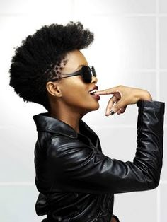 Natural Hair Inspiration - Precious Kofi