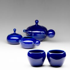 BULB tea set by Maia Ming Designs by Maia Ming Fong