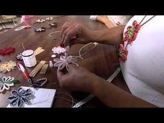 Mulher.com 13/06/2013 Vania Torres - Colar de vies - YouTube