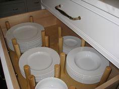 sertar pentru farfurii