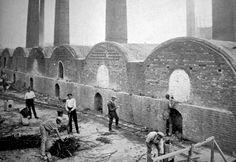 Chamber Kiln - For Bricks?