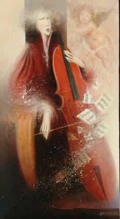 jean-claude chaillou   Violonist jean claude
