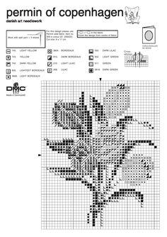 тюльпаны схема