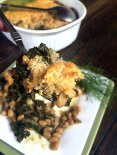 Best Spinach Or Kale Or Swiss Chard Recipe on Pinterest