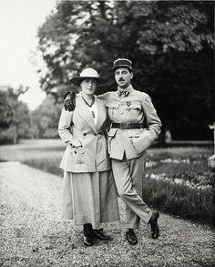 Beatrice e Nissim de Camondo