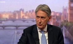 Hammond 'told Cabinet public sector workers are OVERPAID'