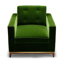 Big Daddy Wing Chair - Amy Somerville
