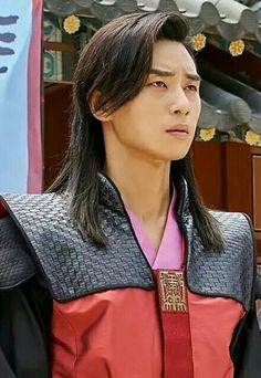 The great legendary hwarang warrior DogBird/Sun woo Parkseo-joon