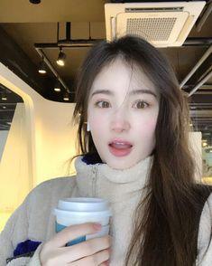 Aesthetic Eyes, Korean Aesthetic, Bad Girl Aesthetic, Cute Girls, Cool Girl, Makeup Korean Style, Glass Skin, Fresh Face, Girls Makeup