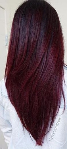 ombre hair Best Hair Ombre Brown Burgundy Ideas t's been a different wine-filled Ombre Hair Color, Cool Hair Color, Brown Hair Colors, Burgundy Color, Burgendy Hair Color, Burgundy Hair Ombre, Wine Red Hair Color, Burgundy Balayage, New Hair Colors