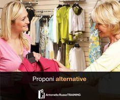 Un buon modo per vendere di più è invogliare il consumatore con proposte alternative.  #Retail #Negozio #VendereDiPiù