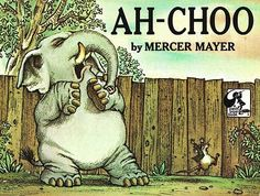 Vintage Kids' Books My Kid Loves: The Great Monday Give: AH-CHOO, find this for noah