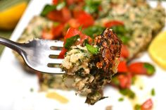 A Healthy Jalapeno: Slimmed Down Turkey & Spinach Meatloaf Great Recipes, Healthy Recipes, European Cuisine, How To Slim Down, Tasty Dishes, Meatloaf, Spinach, Turkey, Beef