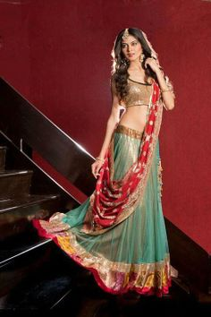 Actor Nayanthara gorgeous in #Lehenga ~