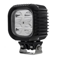 5 inch Square 40W Heavy Duty High Powered LED Work Light
