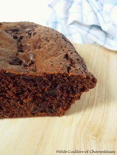 Cake au chocolat de ma mamie