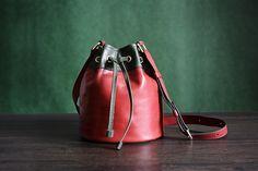 Custom Handmade Genuine Leather Messenger Shoulder Bag Crossbody D038 Moshileatherbag