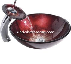 Xinda Bathroom Cabinet Co.,LTD provide the reliable quality glass vessel sinks and vanity sink and sink with tap with CE,SASO,Cupc approved.