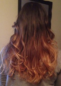 Finally did it... Ombré hair by Lifestyle Salons, Aylesbury.
