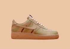#sneakers #news  More Camo Styles Of The Air Force 1 Are Releasing