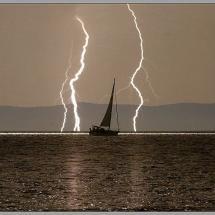 Powerful Nature - Sailing