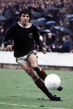 Peter Cormack Scotland 1969