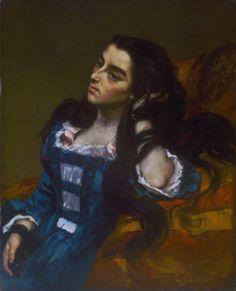 Spanish Woman (1855)
