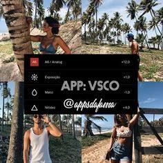 Filtro para feed's praianos e marcantes❤️ Fotos da @jadeseba e @brunoguedes