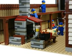 Fort Legoredo Brick Building, Lego Building, The Wonderful Company, Lego Age, Cool Lego Creations, Lego Architecture, Everything Is Awesome, Christmas Toys, Wild West