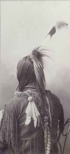 Title: Capitan (Back) - Capitan [Fix?] (Kiowa) 1898