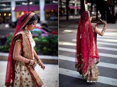 Chicago Wedding by Tara Sharma Photography (Indian wedding)