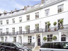 House in Pelham Crescent, Knightsbridge.