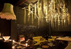 Vernon Chalker's already impressive empire (Madame Brussels, Collins Quarter, Gin Palace) have come together to create yet another uniquely themed and creatively ingenious venue: Bar Ampere