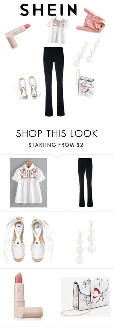 """""""Untitled #238"""" by amethystwings ❤ liked on Polyvore featuring Rebecca Minkoff and Lipstick Queen"""