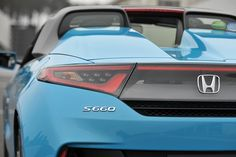 """PHOTO 63: Car: HONDA: S660:  HONDA S660 関連フォトギャラリー - Autoblog 日本版 HONDA S660 related Photo Gallery - Autoblog Japan Edition (http://jp.autoblog.com/photos/honda-s660-0/) HONDA S660 Prototype has been unveiled to the media in the before a commercial version formal announcement. There are 3 types, α, β, and Modulo (β-based version equipped with optional parts). Please watch the photography from Japan Web media """"Autoblog Japan Edition"""". There are also available large size photos by click red…"""