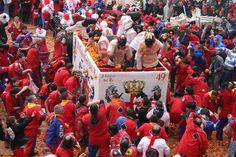 Il Carnevale di Ivrea 2015