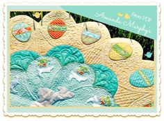 Amanda Murphy's Easter Table Topper - Free PDF Pattern